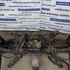 Балка задняя Opel Antara 06-16 4x4 2.2cdti задний подрамник Опель Антара