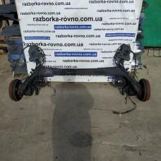 Балка задняя Fiat 500L 2012-2019
