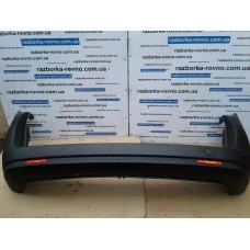 Бампер задний Fiat Фиат Doblo 2011-2017 черный