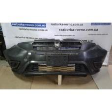 Бампер передний DodgeДодж RamProMaster City2016 (Doblo новое) черный