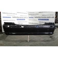 Бампер задний Mercedes Мерседес W211 2002-2009 черный