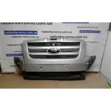 Бампер передний Ford Форд Transit 2006-2013 (клык - 40$ 1шт.) металлика