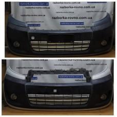 Бампер передний Fiat Scudo 2007-2015 Фиат Скудо