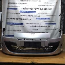 Бампер передний Renault Megane 3 2008-2015г Рено Меган