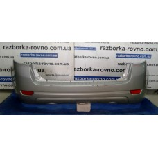 Бампер задний Chevrolet Шевроле Captiva 2008-2011 серый