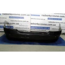 Бампер задний Mercedes  Мерседес W221 2006-2011 черный