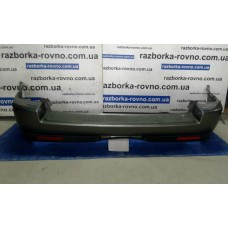 Бампер задний Range Rover Рендж Ровер 2005-2013 темно-серый