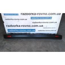Бампер задний с парктрониками Рено Трафик Таленто Renault Trafic, Fiat Talento, Opel Vivaro 2014-2019