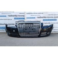 Бампер передний Audi A4 B7 2004-2008 Ауди