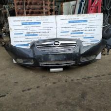 Бампер передний Opel Insignia 2008-2016 Опель Инсигния