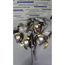 Безопасность airbag Volkswagen Фольксваген Touareg 5.0TDI 2003 ремни безопасности
