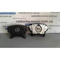 Безопасность airbag Mercedes Мерседес W211 2006-2011 (черный) водительский