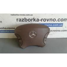 Безопасность airbag Mercedes Мерседес W220 (тем.беж) 1998-2005 водительский 2204602498