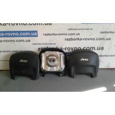 Безопасность airbag Jeep Джип GrandCherokee 1999-2004  (черный) водительский p5gv61xdvac
