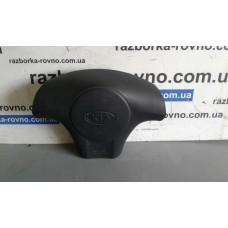 Безопасность airbag Kia Киа Picanto 2000-2006 (черный) водительский 5690007500HU
