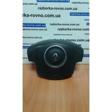 Безопасность airbag Renault Рено Meganе 2 2003-2008 водительский 8200414936-B