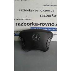 Безопасность airbag Mercedes Мерседес W220 1998-2005  водительский 2204600398
