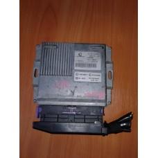 Блок управления двигателем  Volkswagen Фольксваген /Seat Сеат / Skoda Шкода 1.4L 2008 616565000