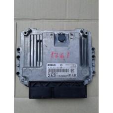 Блок управления двигателем Fiat Фиат Doblo 1.6 Mjtd 0281017012