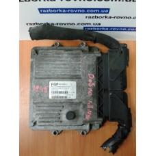 Блок управления двигателем Fiat Doblo 1.3MJET 2000-09 55194017