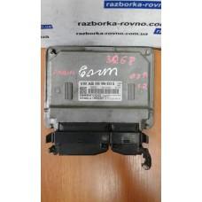 Блок управления двигателем  Skoda Шкода Fabia 2007-15 1.2 03E906023Q 5WP40853 04