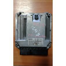 Блок управления двигателем Mitsubishi Мицубиси Outlander XL (CW) 2006-12 2.0 TD 0281014108 1860A906