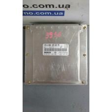 Блок управления двигателем Mercedes Мерседес W203 (C220) CDI A0001536979  0281011005