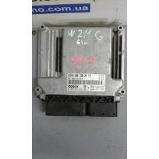 Блок управления двигателем Mercedes Мерседес W211 E220 2.2 CDIA6461502491 0281012352