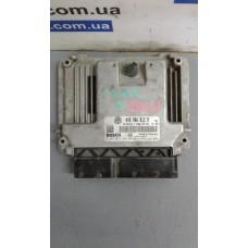 Блок управления двигателем  Skoda Шкода Fabia / Roomster 1.4 TDI 045906013B 0281013185
