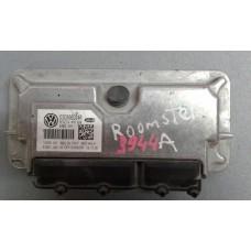 Блок управления двигателем  Skoda Шкода Roomster 5J 2006-15 1.4 03C906024R