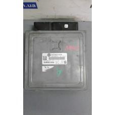 Блок управления двигателем  Seat Сеат Leon 2.0 tdi / Volkswagen Фольксваген Golf V 2003-09 03G906018DK 5WP45564AC