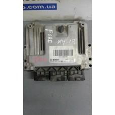 Блок управления двигателем Ford Форд B-Max 1.5TDCI / Fiesta 0281031525 CV1A-12A650-GE