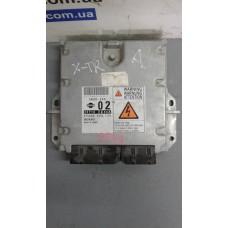 Блок управления двигателем Nissan Ниссан X-Trail2.2 DCI 2002 23710EQ44A 275800-2956