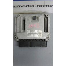 Блок управления двигателем Chevrolet Captiva 2006-11 2.0 CDTI / Antara 2.0 CDTI 96858577GA 0281014296