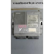 Блок управления двигателем  Skoda Шкода Fabia / Seat Сеат 1.4 2008 616565000