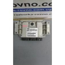 Блок управления двигателем Citroen Ситроен C4 Picasso 1.8 9659580780 9662402080