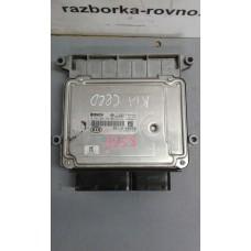 Блок управления двигателем Kia Киа Ceed 2006-12 1.6 0261S04356