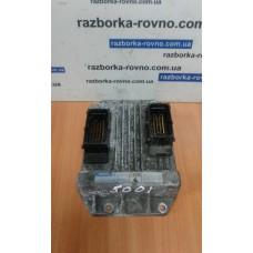 Блок управления двигателем  Opel Опель Meriva 1.7cdti 2003-10 8973509489 112500-0167