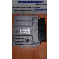 Блок управления двигателем  Fiat Фиат Fiorino MT 75HP EU4 DPF 1.3JTD / Citroen Ситроен Nemo / Peugeot Пежо Bipper Евро 4  51839149 MJD 6F3.H3 71600.211.01