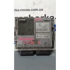 Блок управления двигателем Opel Опель Corsa 1.4 / Fiat Фиат Punto 1.2 618583000 110R-006011