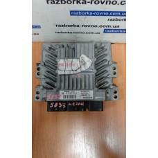 Блок управления двигателем Opel Опель Corsa D 1.2 55583740 12636386
