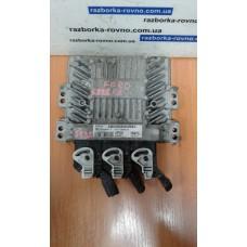 Блок управления двигателем Ford Форд Transit Connect  ECU 1.8 TDCi5WS40483C-T 7T11-12A650-DC