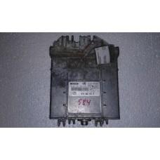 Блок управления двигателем Volkswagen Фольксваген LT 2.5 TDI 1996 074906021E 0281001452/453