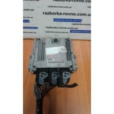 Блок управления двигателем Renault Рено Scenic / Megane 2.0 DCI 2007 0281011814 8200462452