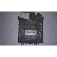 Блок управления двигателем Volkswagen Фольксваген LT 2.5tdi 074906021AG 0281010088