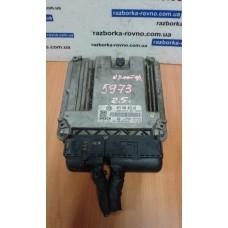 Блок управления двигателем Volkswagen Фольксваген Crafter 2.5 TDI 0281013700 074906032AG