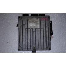 Блок управления двигателем  Renault Рено Kangoo / Nissan Ниссан Kubistar 1.5 dci  1997-07 8200123485