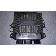 Блок управления двигателем Peugeot Пежо Partner / Citroen Ситроен Berlingo 2.0HDI 1996-08 5WS40049CT 9650517880