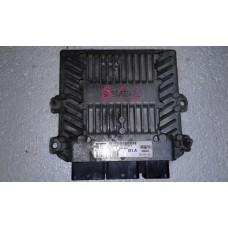 Блок управления двигателем Volvo Вольво V70 / V50 2.0 2003-06 5WS40092IT