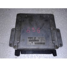 Блок управления двигателем Citroen Ситроен Xsara / Picasso 2.0 HDI 1999 0281010358 9641607180